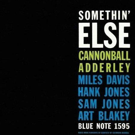 <em>Somethin' Else </em>cover