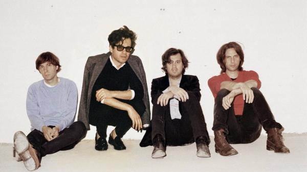 Phoenix's latest album is called <em></em><em>Bankrupt!</em> Left to right: Thomas Mars, Laurent Brancowitz, Christian Mazzalai, Deck d'Arcy.