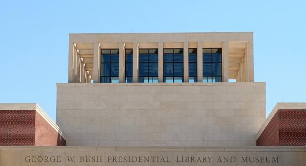 The George W. Bush Presidential Library and Museum officially opens this week in Dallas, Texas.
