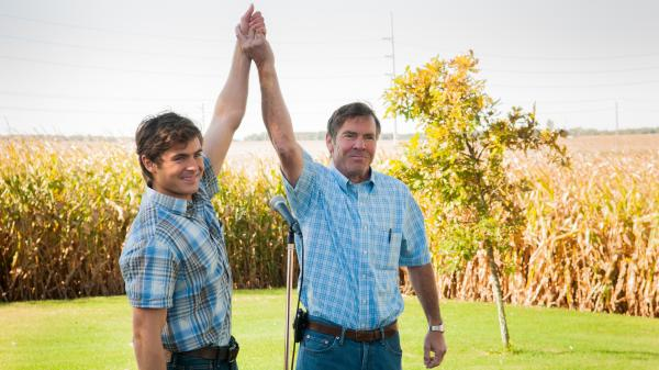 They might look like team players, but Dean (Zac Efron) and his ambitious father (Dennis Quaid) have markedly different goals for the future of their expanding family farm — and the people who run it.