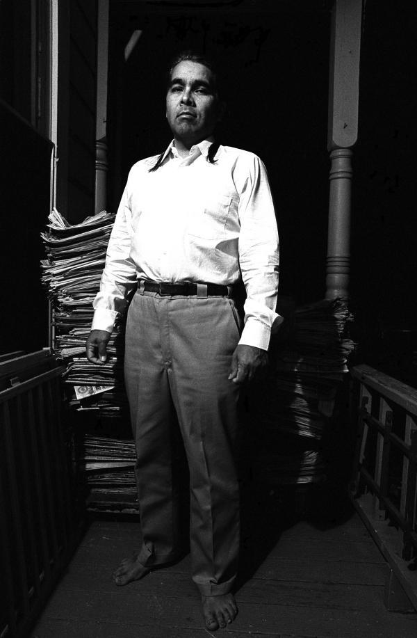 David Avalos, artist