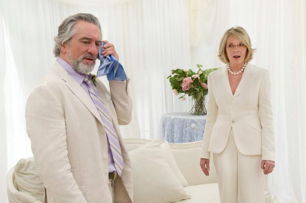 Don (Robert De Niro) and Ellie (Diane Keaton) haven't seen each other for years, but they pretend to be married to celebrate their adopted son's wedding.