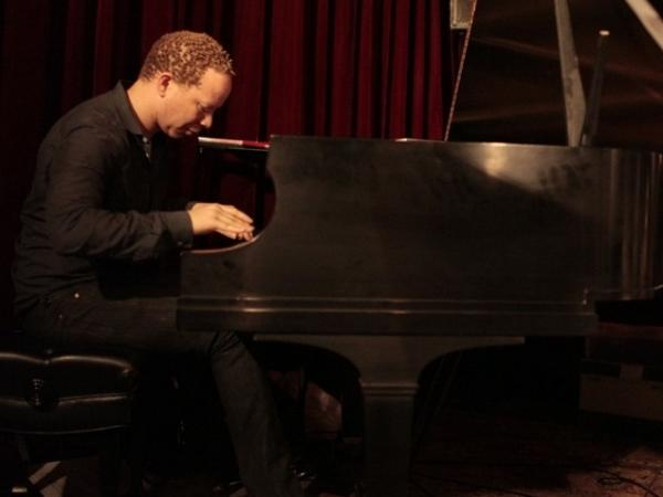 Craig Taborn's solo album, <em>Avenging Angel</em>, is full of wide-open spaces between notes, and very quiet dynamics.