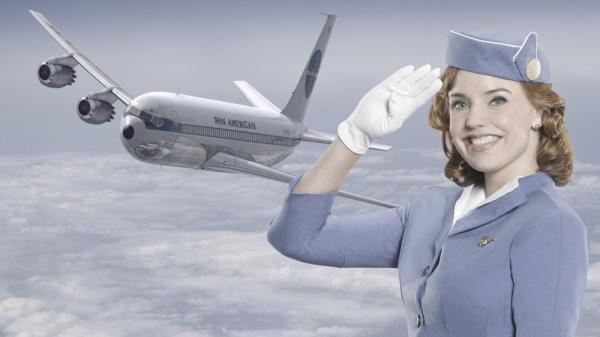 Kelli Garner is one of the stars of ABC's nostalgic <em>Pan Am</em>.