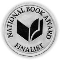 <p>National Book Awards finalist medal.</p>