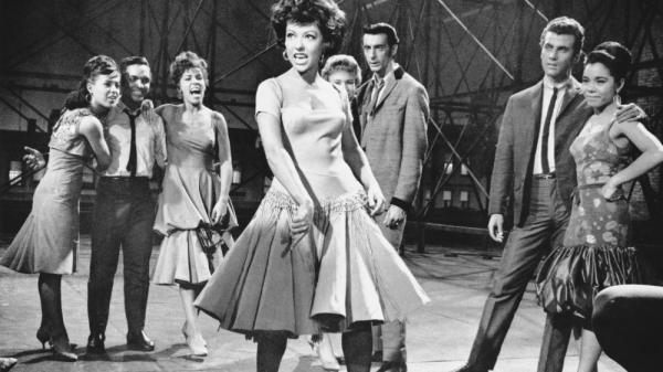 <p>Moreno won her Oscar for the part of Anita, the firebrand girlfriend of the heroine's brother, in the film <em>West Side Story</em>, which recently had its 50th anniversary. </p>