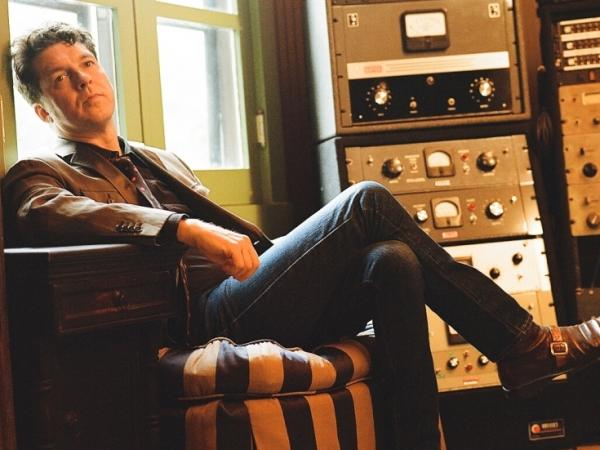 <p>Joe Henry's new album, <em>Reverie</em>, was self-produced and recorded in his basement studio.</p>