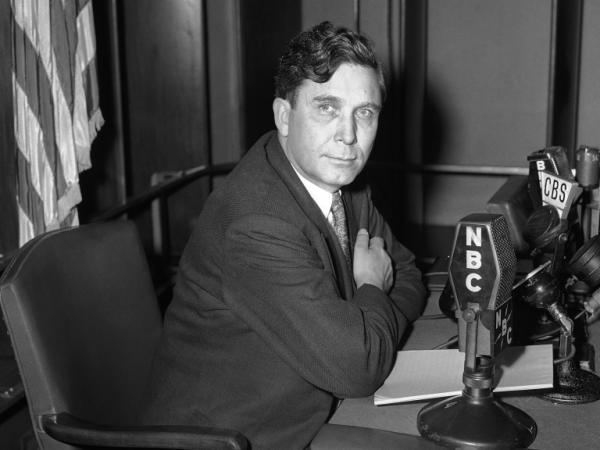 <p>Wendell Willkie, photographed in New York in 1942, was the GOP nominee for president in 1940 even though he had never held elected office. </p>