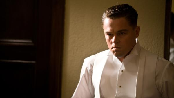 <strong>J. Leo:</strong> DiCaprio as Hoover in <em>J. Edgar.</em>
