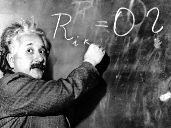 Albert Einstein: His famous theory faces a challenge.