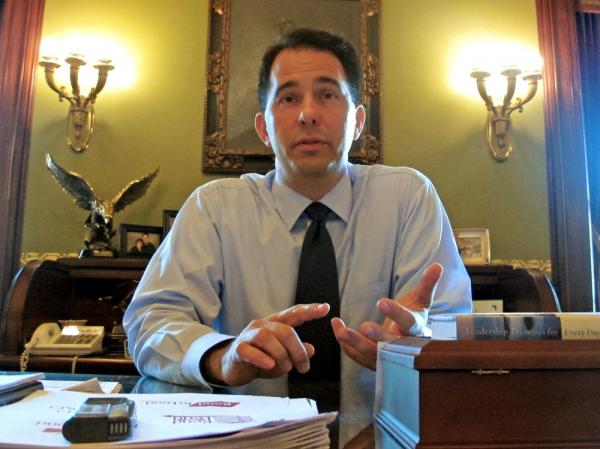 In August, Wisconsin Gov. Scott Walker discussed the results of recall elections for state lawmakers. Will he be next to face a recall election?