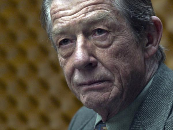 "The head of Britain's Secret Intelligence Service, ""Control"" (John Hurt) is forced out of the agency after he personally sends Jim on a covert mission."