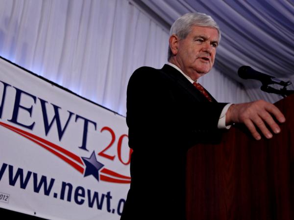"In 1995, <em>Time </em>magazine named Newt Gingrich ""Man of the Year"" for his role in ending the four-decades-long Democratic majority in the House of Representatives."