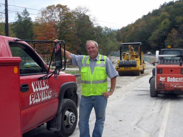 Steve Wilk says that the need to rebuild and repair roads in 2011 led his Rutland, Vt.-based paving company to hire two extra employees and more than a dozen subcontractors.