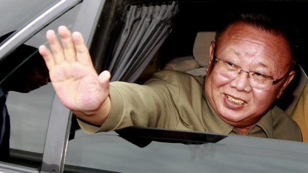 North Korean leader Kim Jong Il during a visit to Siberia in August. He died Saturday at age 69, according to state-run North Korean television.