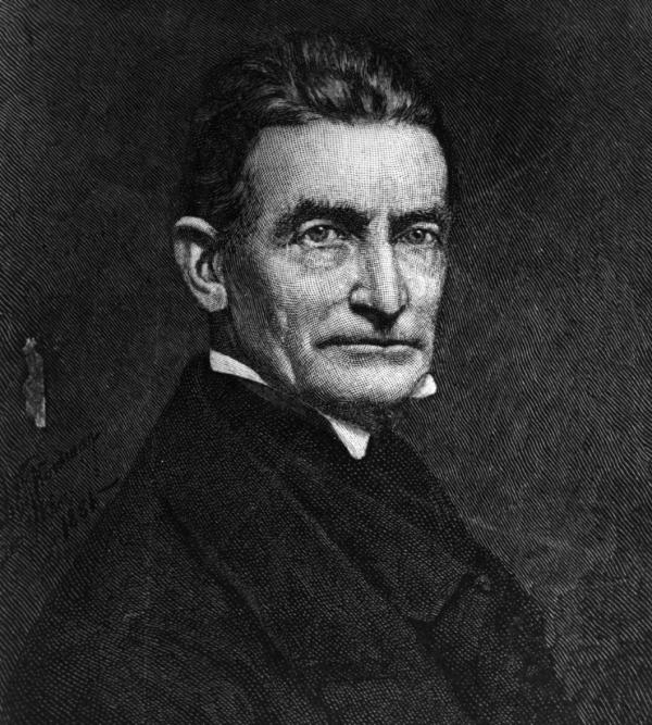 American abolitionist John Brown led the 1859 raid on Harpers Ferry, Va. That takeover and the man behind it are the subjects of historian Tony Horwitz's new book, <em>Midnight Rising.</em>