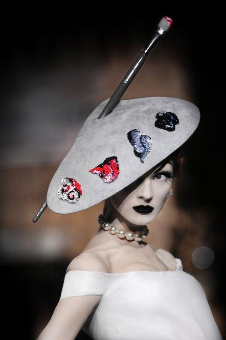 <em>Hats: An Anthology by Stephen Jones</em> is a dazzling traveling exhibition celebrating centuries of hats