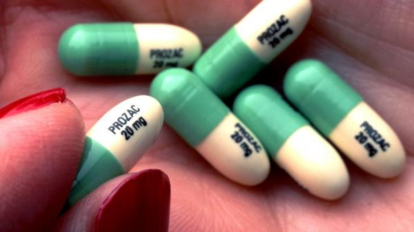 The antidepressant Prozac selectively targets the chemical serotonin.