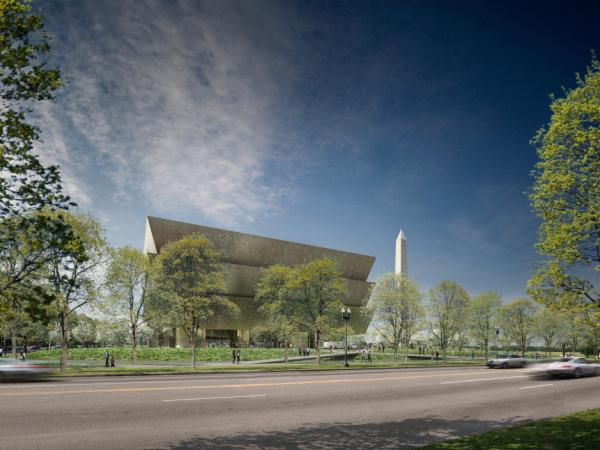 The Smithsonian's National Museum of African American History and Culture is expected to open in Washington, D.C., in 2015.