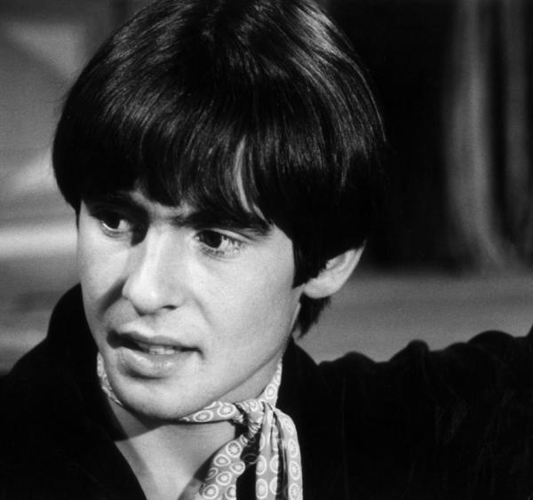 Davy Jones back in the day (September 1968).