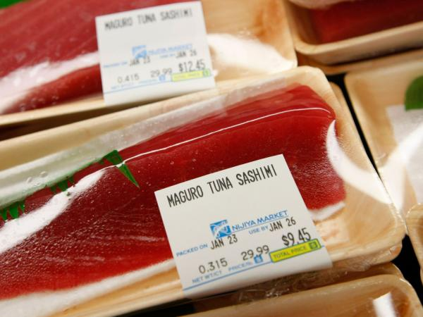 More than 75 percent of the fish consumed in the U.S. is imported.