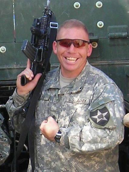 Bales joined the military after Sept. 11, 2001. He served three times in Iraq before being deployed to Afghanistan.