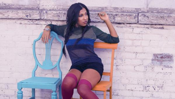 Melanie Fiona's new album is titled <em>The MF Life</em>.