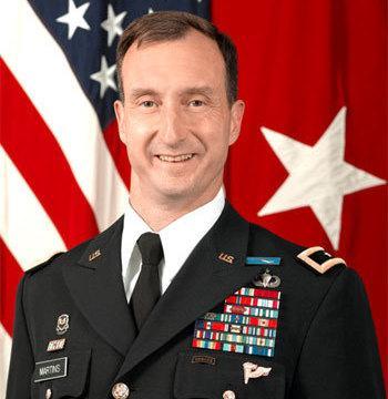 Brig. Gen. Mark S. Martins.