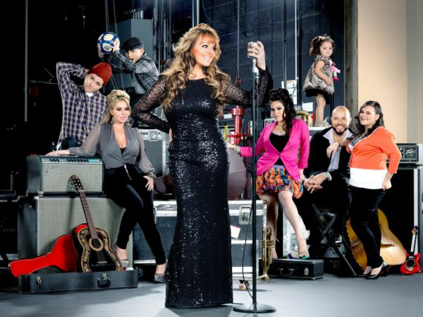 <em>I Love Jenni</em>, aired on mun2, follows Mexican-American singer Jenni Rivera and her family.