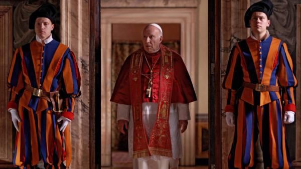 <strong>Heavy Lies The Head That Wears The Mitre:</strong> Michel Piccoli plays Melville, a cardinal unexpectedly elected pope who falls into an existential crisis before he can make his first papal address.