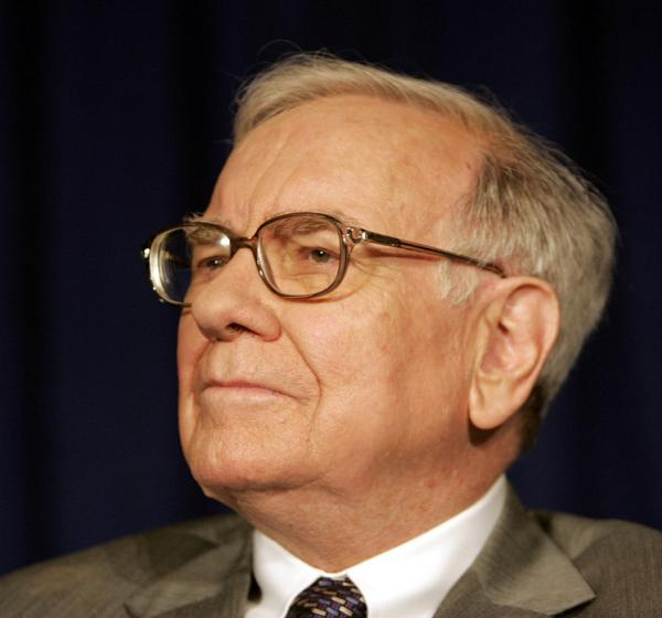 Warren Buffett's Berkshire Hathaway announced that the billionaire investor has been diagnosed with prostate cancer.