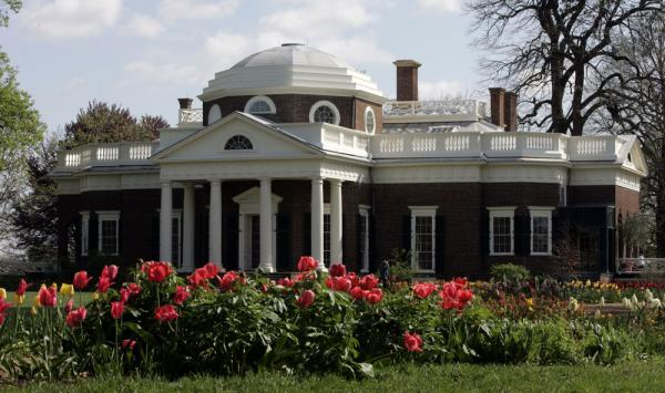 Thomas Jefferson's Monticello, in Charlottesville, Va. is one of the few homes of celebrated figures that people go out of their way to see.