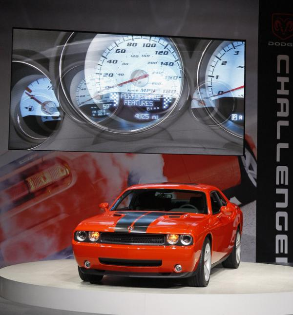 In 2008, Dodge started taking orders for the Challenger again after a 25-year hiatus, and some dealers began offering classic striped paint jobs to echo the original cars' style.