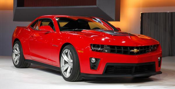 But in 2010, the struggling car company revived the model for a fifth generation. Although the Chevy Camaro still hasn't caught up to the Mustang in overall sales, the fifth generation model outsold Ford's muscle car in 2011.