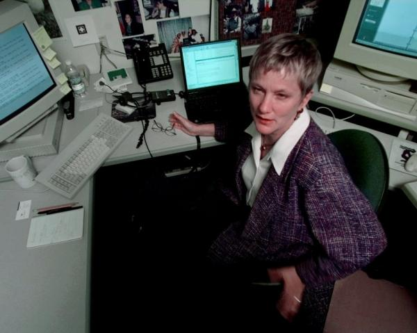 Anita Borg received a Ph.D. in computer science from New York University in 1987 – a rare feat at the time. Realizing how few women were in the industry, Borg created Systers, a community email discussion group for women in computing. In 1997 she founded the Institute for Women and Technology, which was later renamed in her honor.