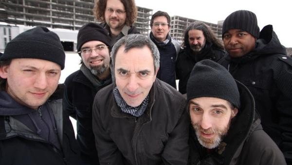 L'Orkestre des Pas Perdus' latest album, <em>L'âge du cuivre</em>, was just nominated for a Juno Award.
