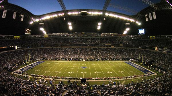 Ben Fountain sets his new novel in Texas Stadium, home of the Dallas Cowboys from 1971 to 2008.