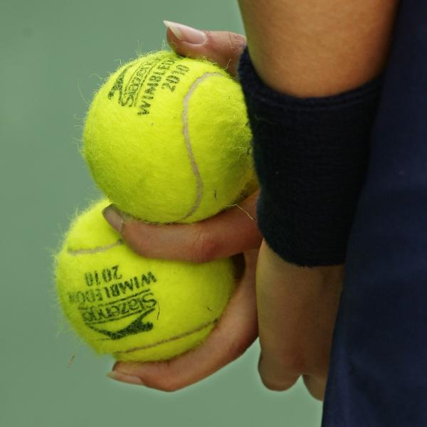 Wimbledon's ball boys and girls must remain completely still and silent during game play.