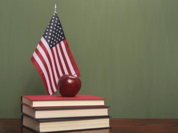 Many American students say school is too easy.