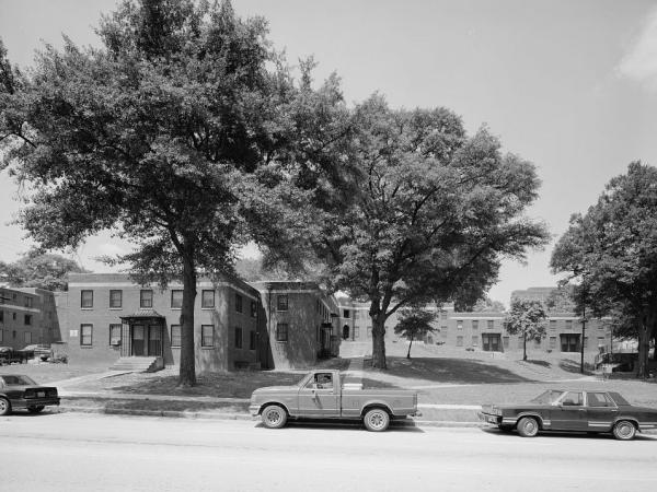 Completed in 1936, Atlanta's Techwood Homes was the first public housing project in the nation. But in the years before the 1996 Atlanta Olympics, the community had become known for its poverty, gang violence and drug trafficking problems.
