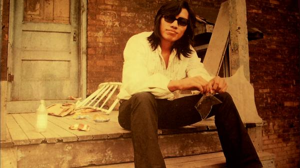 Detroit singer Sixto Rodriguez's sweet voice and socially conscious lyrics made him a legend in apartheid-era South Africa. This photo appears on the cover of his second album, <em>Coming from Reality </em>(1971).