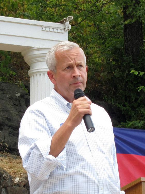 Businessman John Brunner is making his first run for elective office in the Missouri Senate race.