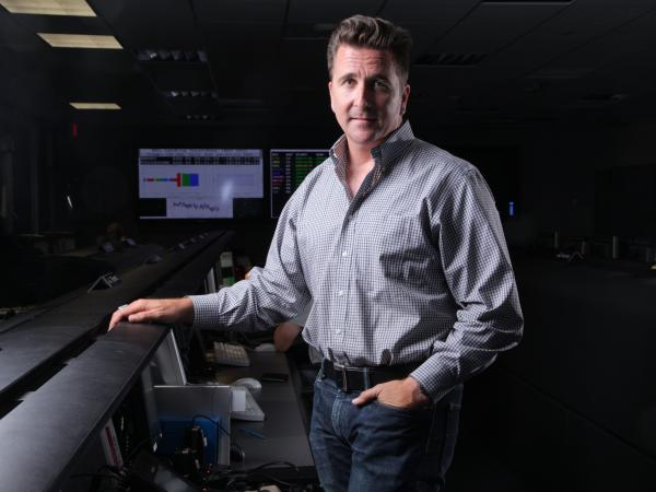 NASA engineer Adam Steltzner led the team that designed a crazy new approach to landing on Mars.