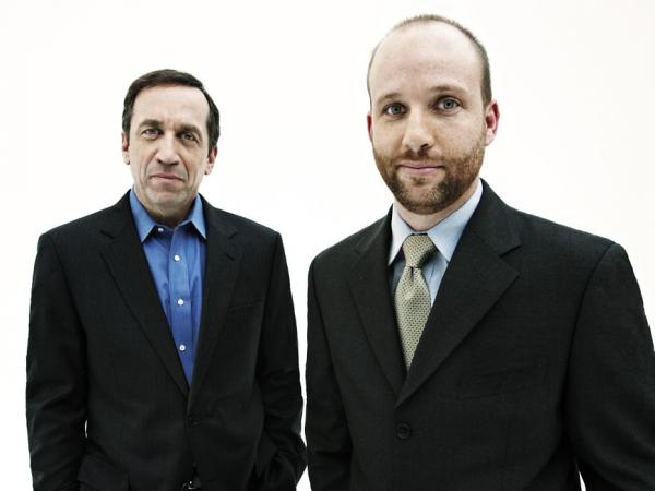Michael Kranish (left) is the deputy chief of the Washington bureau of <em>The Boston Globe</em>. Scott Helman is a staff writer at <em>The Globe</em>. Both have covered politics, presidential campaigns and Congress.