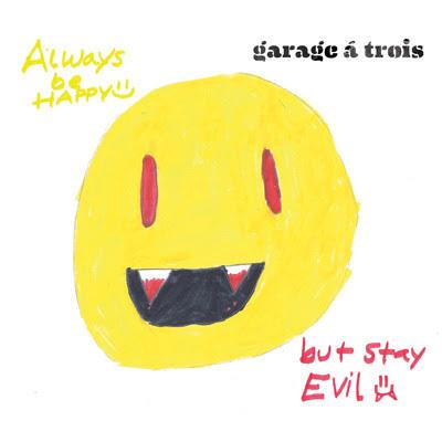 <em>Always Be Happy, But Stay Evil</em> cover art