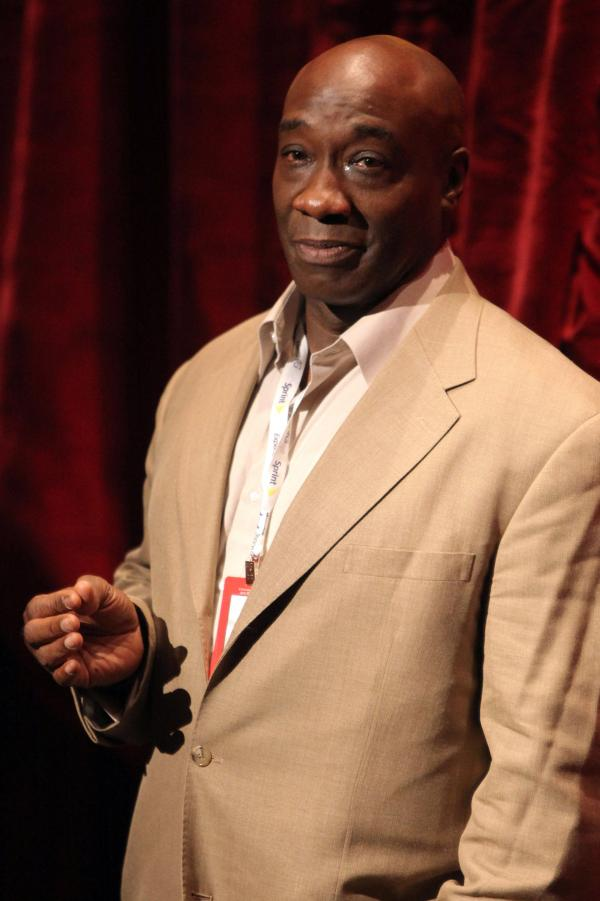 Michael Clarke Duncan, seen here in 2010, has died at age 54 in a Los Angeles hospital. The actor appeared in more than 70 films, including blockbusters such as <em>Armageddon</em> and <em>Kung Fu Panda.</em>