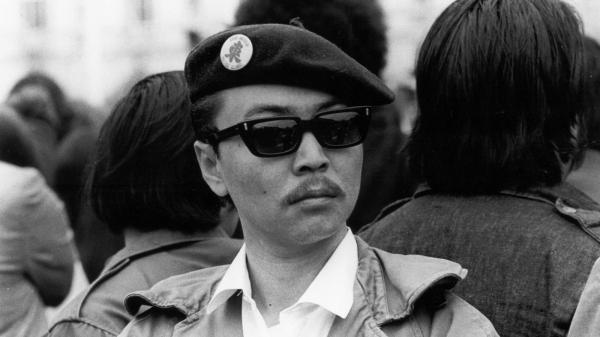"Richard Aoki was known as the ""minister of education"" for the Berkeley, Calif., chapter of the Black Panther Party."