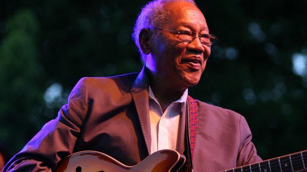 <em></em>The collaborative album <em>Avila</em> is the latest release from pioneering guitarist Ernest Ranglin.