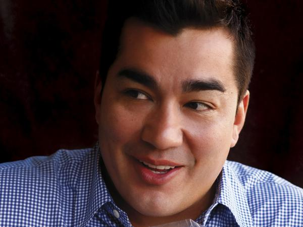 Chef Jose Garces published his first cookbook, <em>Latin Evolution</em>, in 2008.