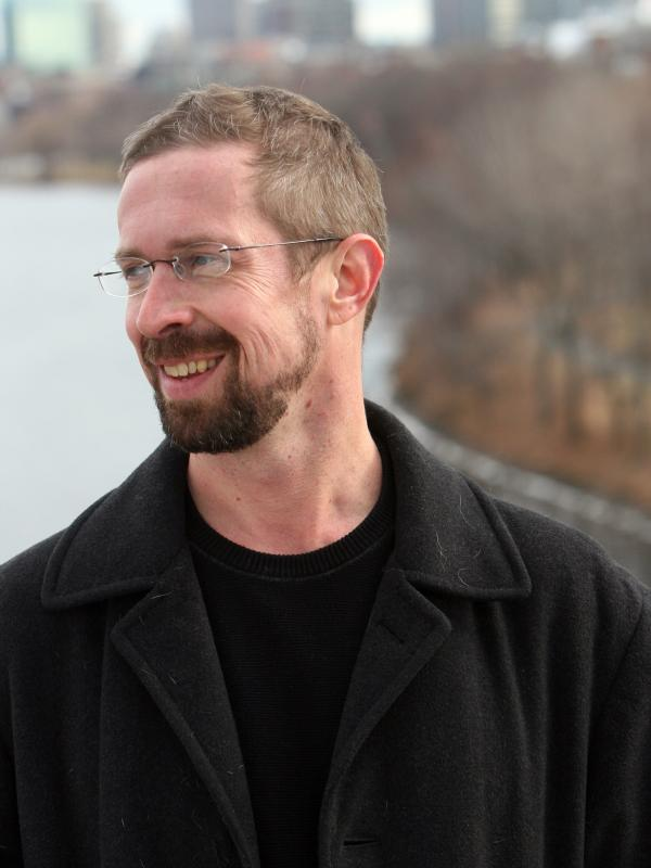 Caleb Daniloff is a writer and graduate of Columbia University's creative writing program. <em>Running Ransom Road </em>is his first book.